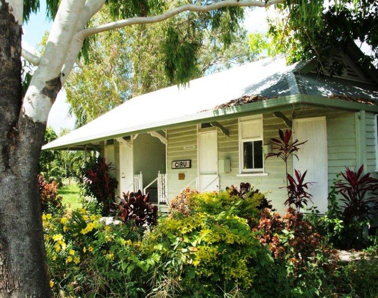 Englisches Gartenhaus | Summer House