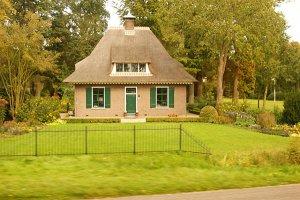 Grosses Gartenhaus